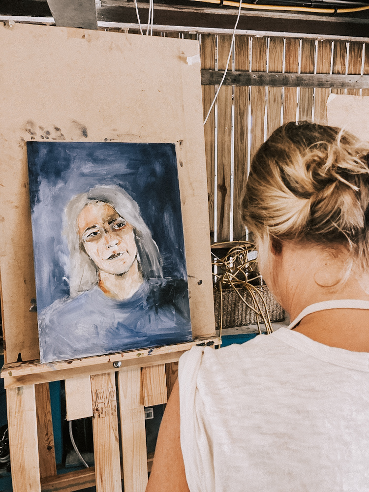 Painting the Portrait