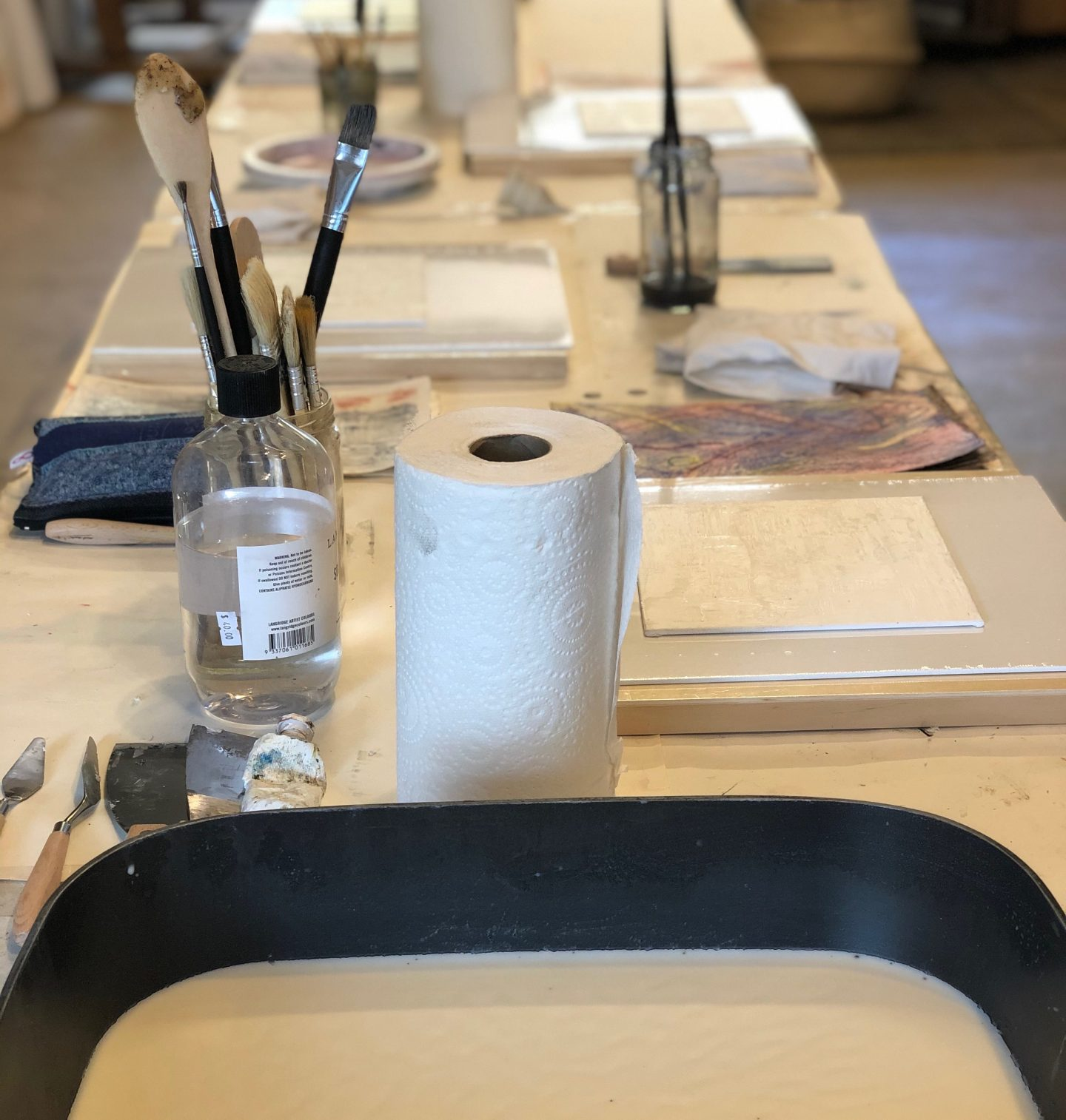 Painting with Encaustic Workshop